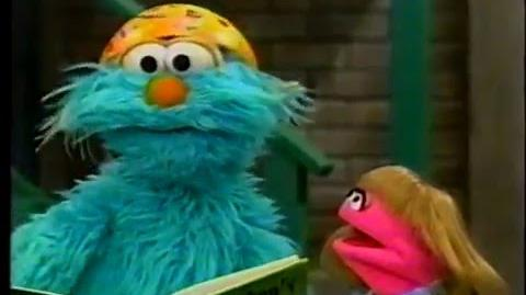 Sesame Street - Rosita Tries To Fly