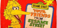 Your Friends from Sesame Street