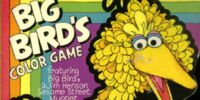 Big Bird's Color Game