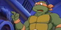 Michaelangelo (animated)
