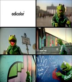 Adidas-Adicolor-Kermit-Ad-Berlin-Wall-(2005)