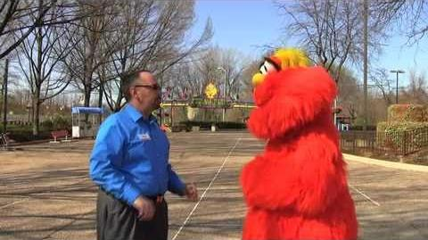 Welcome to Sesame Place Murray