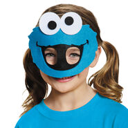 Disguise 2016 felt mask cookie