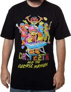 Mighty fine 2015 electric mayhem t-shirt