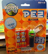 Basic fun pez keychain 1