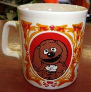 Kiln craft 1979 mug rowlf 1
