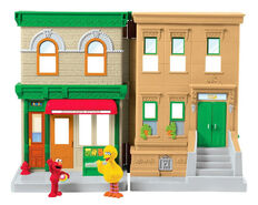123 Sesame Street Playset (Fisher-Price)