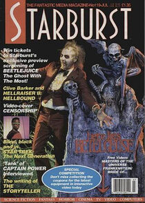 Starburst 119 July 1988