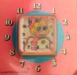 Casio piggy clock