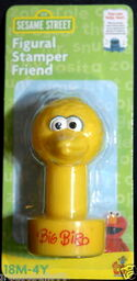 Toy island stamper 2010 big bird 1