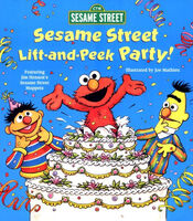 Sesame Street Lift-and-Peek Party!