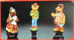 Puck toys plastercasters muppet figures 4b