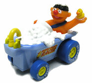 Learningcurvecar-ernie-bath