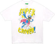 Tshirt-supergroveryellow