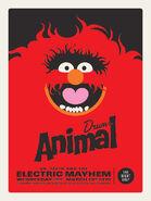 Acme Animal 18x24
