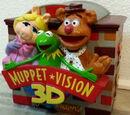 Muppet*Vision 3D piggy bank