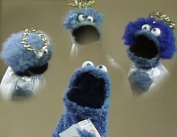 Cookie Monster Angels