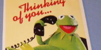 Muppet notepads (Whiting Stationery)