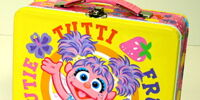 Sesame Street lunchboxes (Tin Box Company)