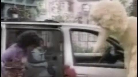 Sesame psa ad council buckle up