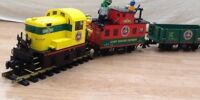 Sesame Street model trains