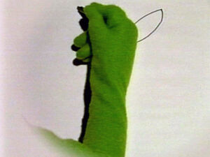 Kermit-livehand