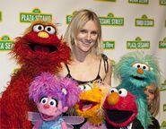 2012 Sesame Gala Laura Brown