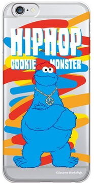 G-case hiphop cookie monster