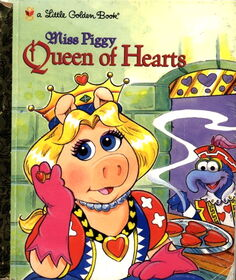 Miss Piggy, Queen of Hearts