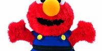 Sesame Street plush harness
