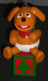 Dakin 1983 rowlf ornament