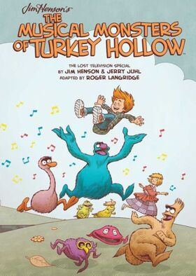 Musical-Monsters-of-Turkey-Hollow-Cover