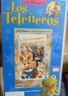 Telenecos VHS Bunny Picnic