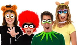 Elope 2014 muppets cartoon eyes glasses