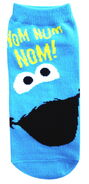 Small planet 2015 socks cookie monster nom