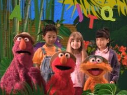 The Alphabet Jungle Game Muppet Wiki Fandom Powered By