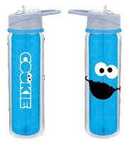 Vandor 2015 water bottle cookie monster