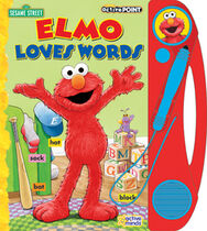 Elmo Loves Words