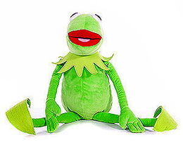 Posh paws large kermit 2