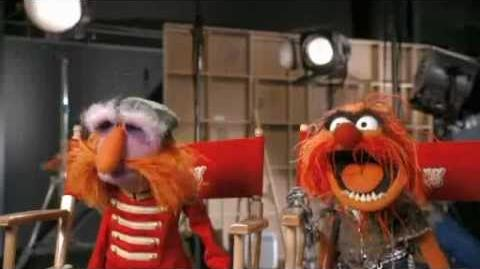 "Disney's ""The Muppets"" Sneek Peek - Meet Animal"