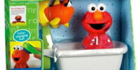 Elmo's Color Changing Bath Set