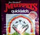 Muppet latch hook kits (Craft Master)