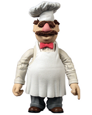 Swedish Chef Action Figure
