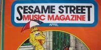 Sesame Street Music Magazine Vol. 3, No. 7