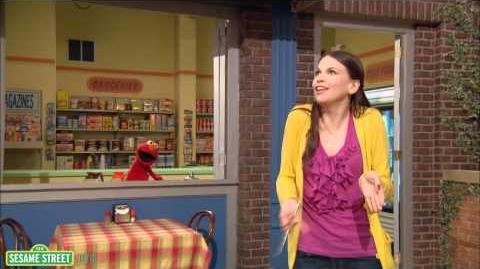 "Sesame Street ""Lever Lover"" with Sutton Foster"