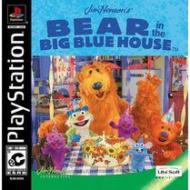 Bearbluehouseplaystation
