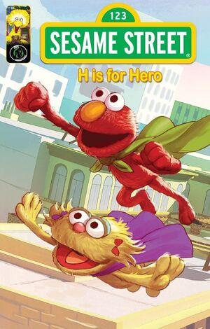 SesameComic-Hero