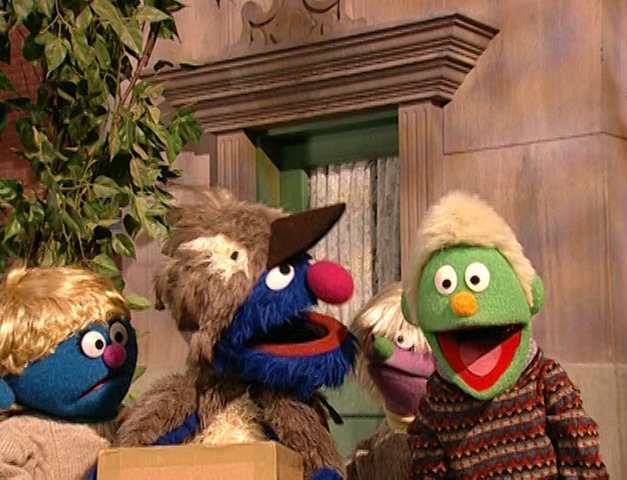 Muppet Central News - Sesame Street TV Episode Fun Packs