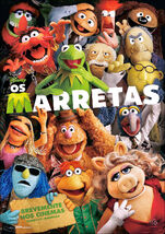 Os Marretas Poster Portugal