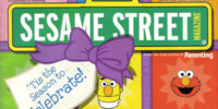 Sesame Street Magazine (Dec 2003 - Jan 2004)